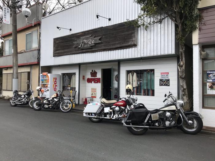 本日のバイク!_f0194657_17394228.jpg