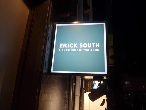 高円寺「ERICK SOUTH エリックサウス」へ行く。_f0232060_23233310.jpg