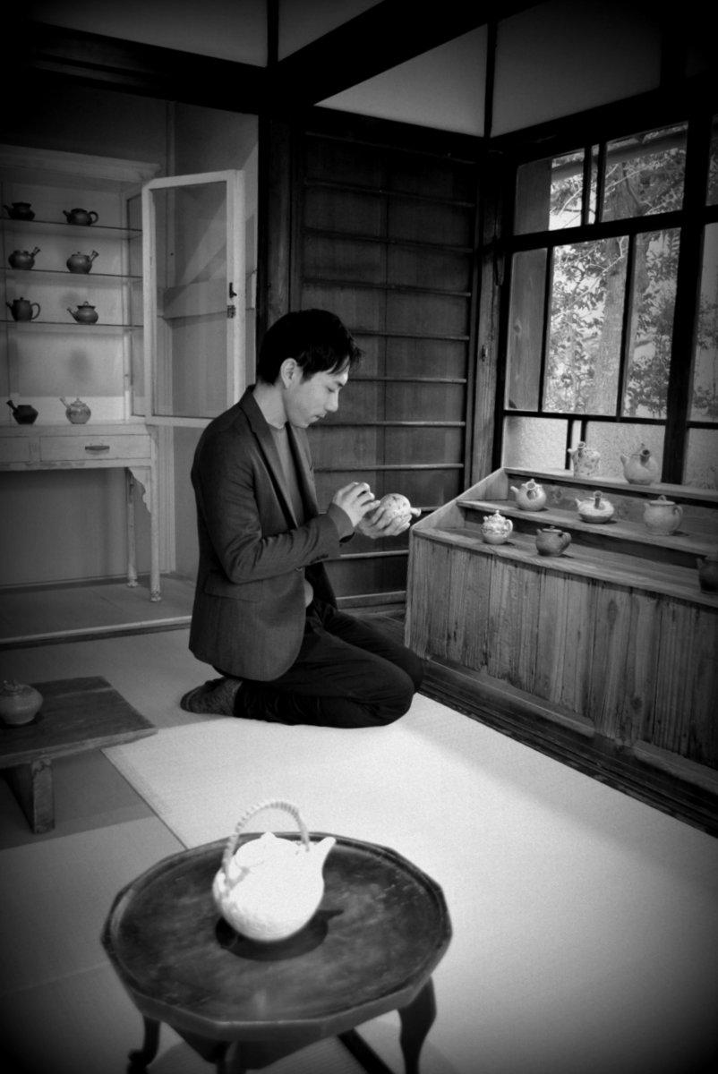 「中田光 急須展 遇茶喫茶」ありがとうございました_d0087761_214428.jpg