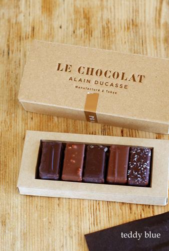 Le Chocolat Alain Ducasse  アランデュカスのチョコレート_e0253364_09575863.jpg
