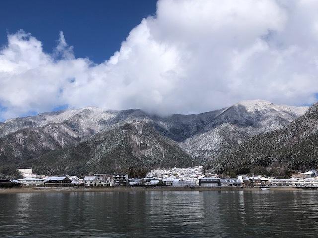 雪〜_f0164669_22151929.jpg