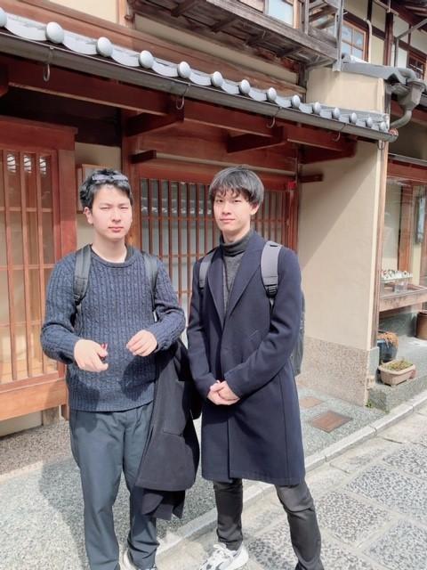 息子と京都旅_d0339681_16050370.jpg