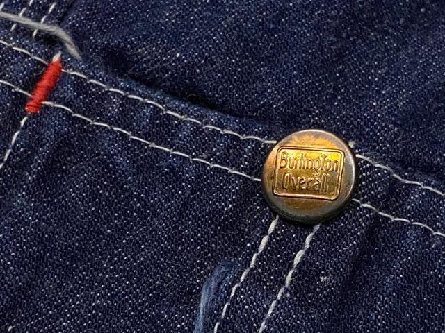 3月18日(水)マグネッツ大阪店ヴィンテージボトムス入荷!! #3 20\'~70\'s Overall編 OSHKOSH & Tractor、UNDERHILL、HeartMark、HERCULES!!_c0078587_19595320.jpg