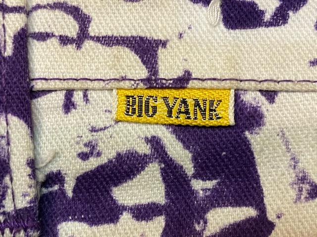 """3月18日(水)マグネッツ大阪店ヴィンテージボトムス入荷!! #4 NOS 1970\'s \""""BIG YANK\"""" Vintage WOODSTOCK Cloud Printed Pants編!!_c0078587_22295489.jpg"""