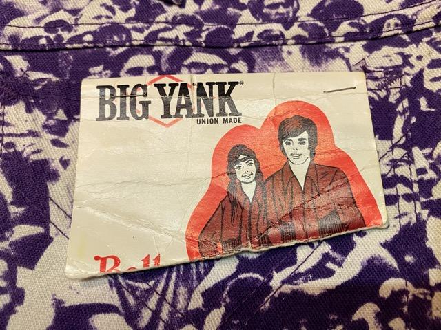 """3月18日(水)マグネッツ大阪店ヴィンテージボトムス入荷!! #4 NOS 1970\'s \""""BIG YANK\"""" Vintage WOODSTOCK Cloud Printed Pants編!!_c0078587_2230441.jpg"""