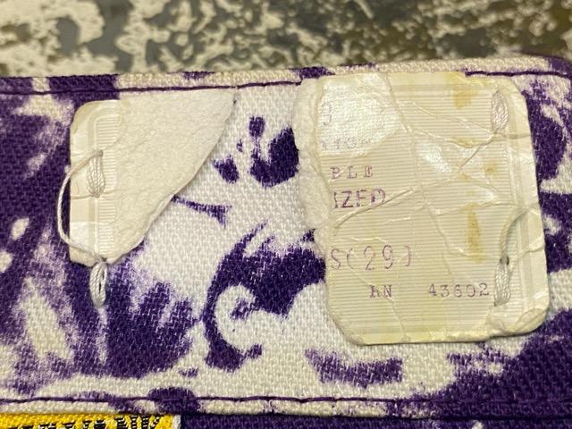 """3月18日(水)マグネッツ大阪店ヴィンテージボトムス入荷!! #4 NOS 1970\'s \""""BIG YANK\"""" Vintage WOODSTOCK Cloud Printed Pants編!!_c0078587_22305467.jpg"""