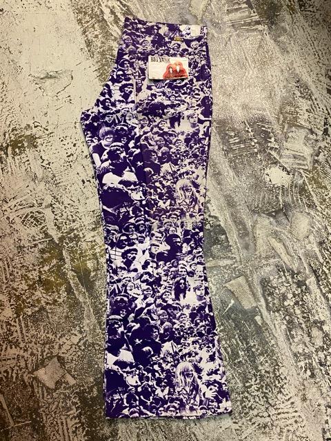 """3月18日(水)マグネッツ大阪店ヴィンテージボトムス入荷!! #4 NOS 1970\'s \""""BIG YANK\"""" Vintage WOODSTOCK Cloud Printed Pants編!!_c0078587_22313644.jpg"""