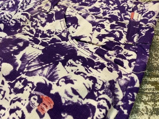 """3月18日(水)マグネッツ大阪店ヴィンテージボトムス入荷!! #4 NOS 1970\'s \""""BIG YANK\"""" Vintage WOODSTOCK Cloud Printed Pants編!!_c0078587_2231475.jpg"""