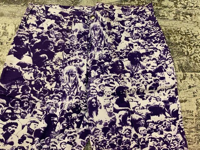 """3月18日(水)マグネッツ大阪店ヴィンテージボトムス入荷!! #4 NOS 1970\'s \""""BIG YANK\"""" Vintage WOODSTOCK Cloud Printed Pants編!!_c0078587_22333939.jpg"""