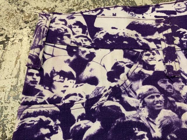 """3月18日(水)マグネッツ大阪店ヴィンテージボトムス入荷!! #4 NOS 1970\'s \""""BIG YANK\"""" Vintage WOODSTOCK Cloud Printed Pants編!!_c0078587_22341550.jpg"""