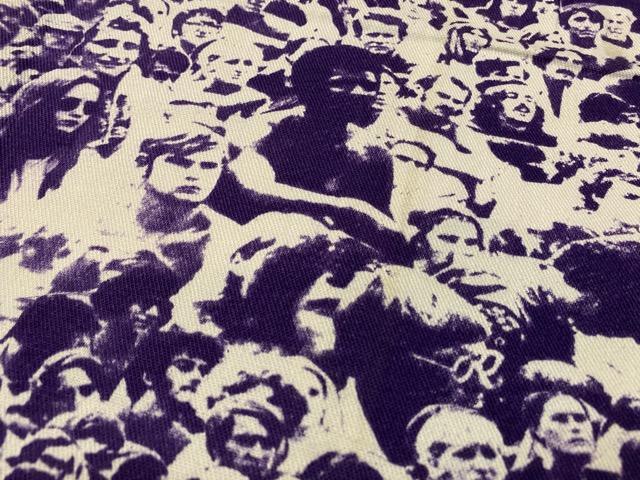 """3月18日(水)マグネッツ大阪店ヴィンテージボトムス入荷!! #4 NOS 1970\'s \""""BIG YANK\"""" Vintage WOODSTOCK Cloud Printed Pants編!!_c0078587_2237323.jpg"""