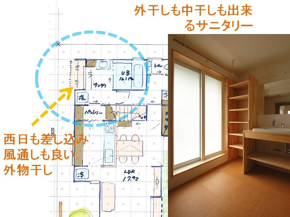 吹抜でつながるタテとヨコに広がる住まい オープンハウスの見どころ_b0349892_07480743.jpg