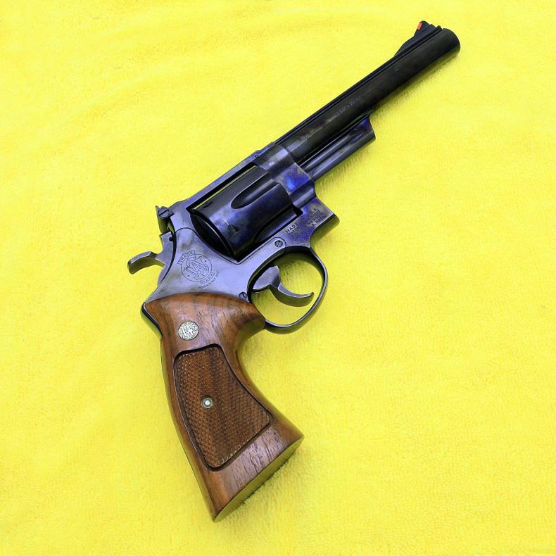 ZEKE M29用 トリガー&ハンマーセット ケースハードン_f0131995_19365006.jpg