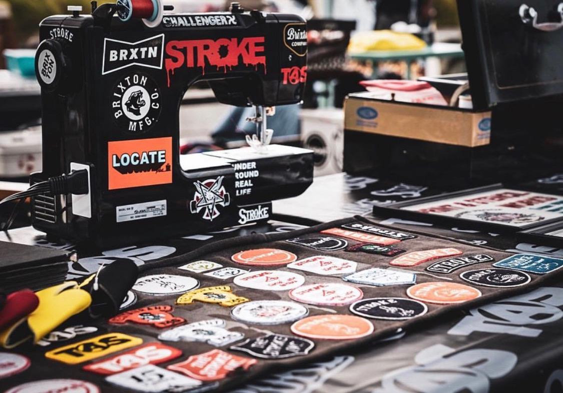 STROKE. PRINT&STENCIL WORKS !!!!_d0101000_18425527.jpg