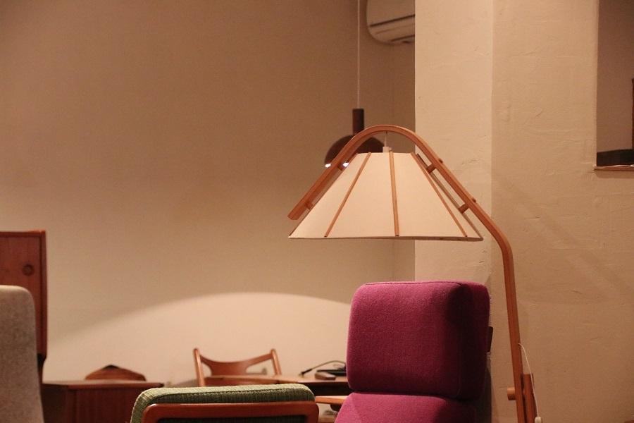 『Jan Wickelgren Stand Lamp』_c0211307_07175283.jpg