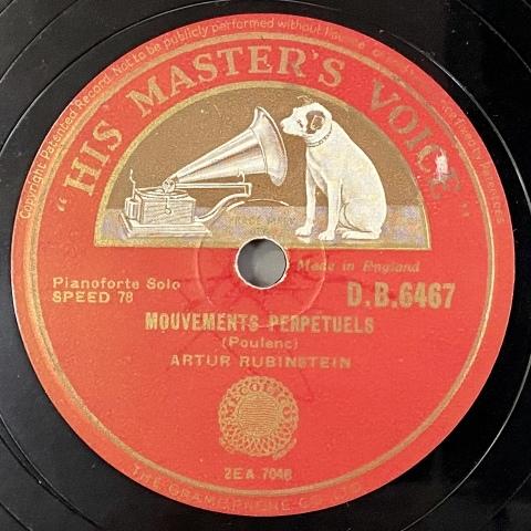 アルトゥール・ルービンシュタインのレコードをアップしました_a0047010_16292163.jpg