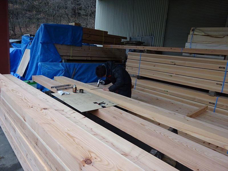 青山の家 建て替え工事 進行中。_f0105112_04042260.jpg