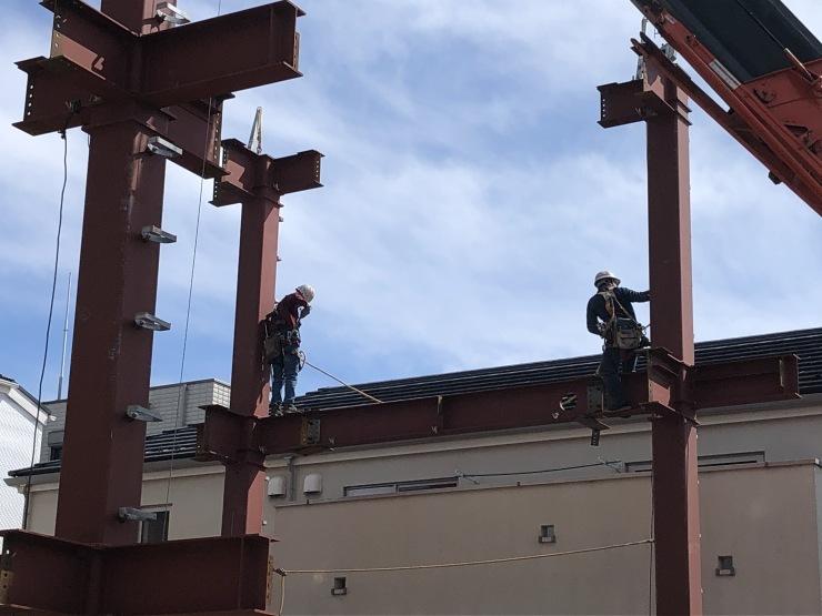りぶうぇる練馬ディサービスセンター(09)   建方_b0074416_14124992.jpeg