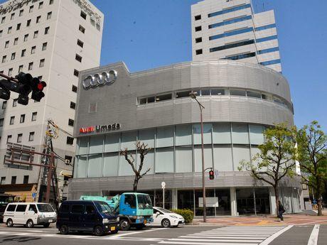 阪急梅田からの歩き方_d0295916_19052227.jpeg