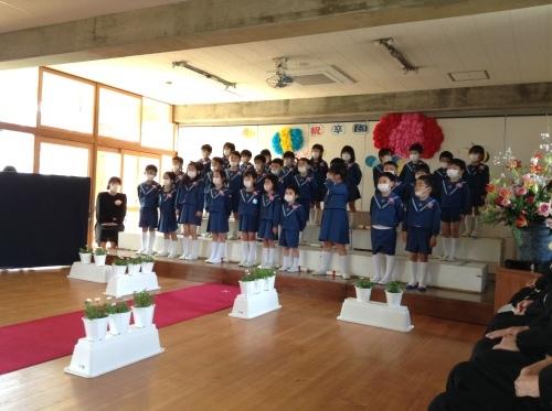 卒園式を行いました_c0194522_10045875.jpg