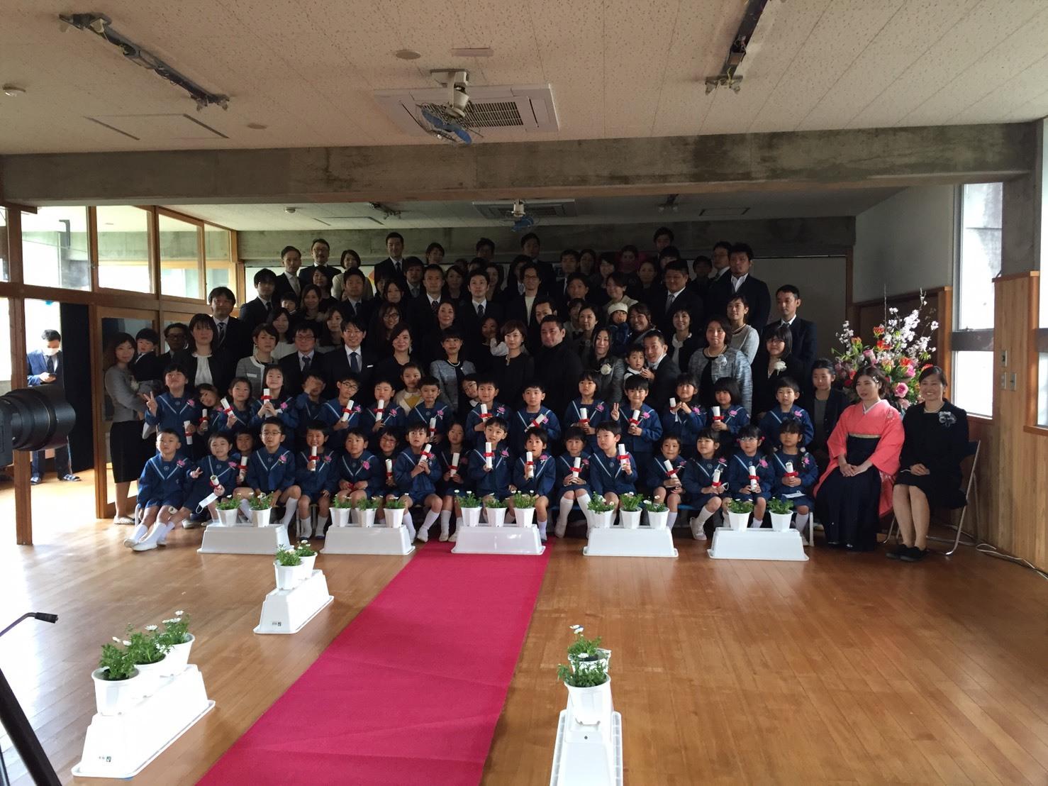 卒園式を行いました_c0194522_16422775.jpg
