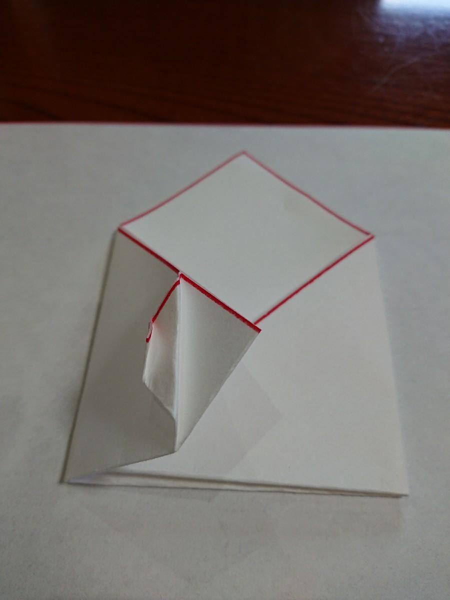 折形教室で自分磨き✨_f0323446_23513104.jpg