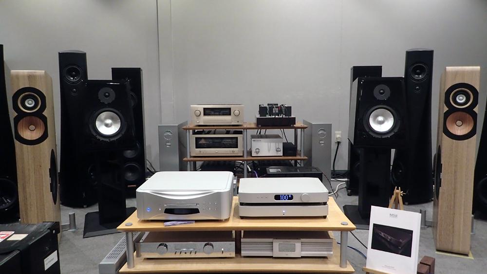 MSB Discrete DAC Plus  試聴機を聴きました。_b0262449_13295817.jpg