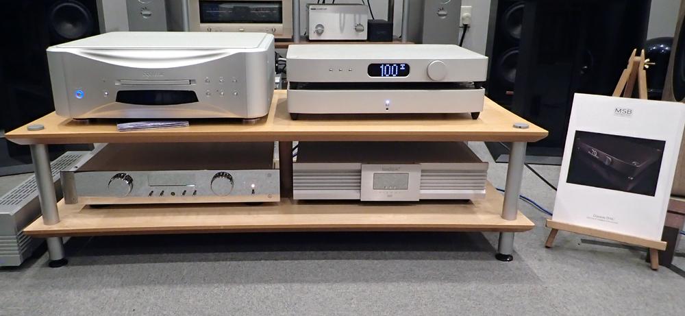 MSB Discrete DAC Plus  試聴機を聴きました。_b0262449_13300474.jpg