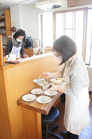 「中里花子さん」とのコラボイベント当日_b0060363_15170385.jpg