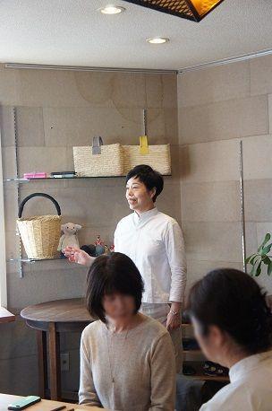 「中里花子さん」とのコラボイベント当日_b0060363_15204269.jpg