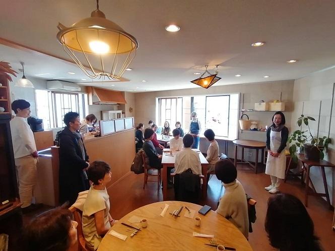 「中里花子さん」とのコラボイベント当日_b0060363_15450510.jpeg