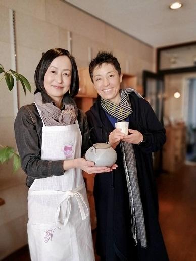 「中里花子さん」とのコラボイベント当日_b0060363_15591456.jpeg