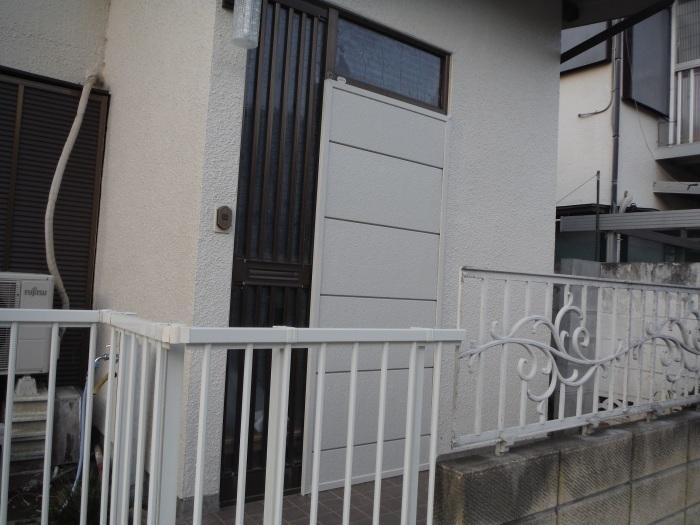 駐車場、屋根、玄関、室内 ~ 工事終了です。_d0165368_04070765.jpg