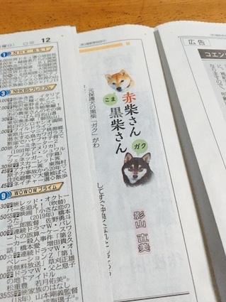 載ってました、東京新聞夕刊_b0011075_18204940.jpg