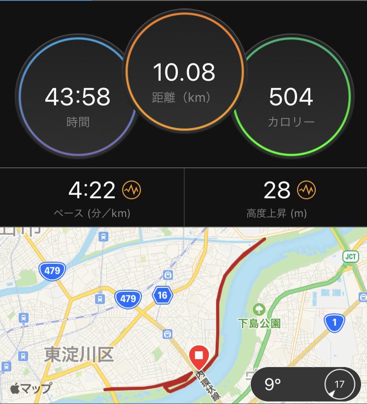 10kマラソン大会出場_e0139376_13235429.jpg