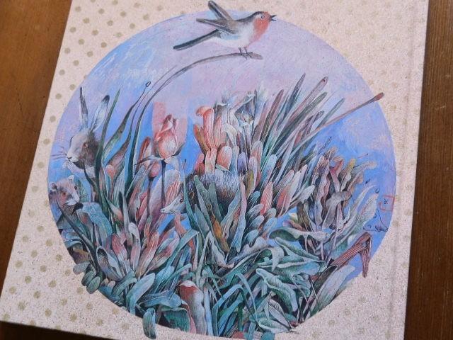 Book:12月くんの友だちめぐり 絵/ドゥシャン・カーライ_c0084183_12163093.jpg