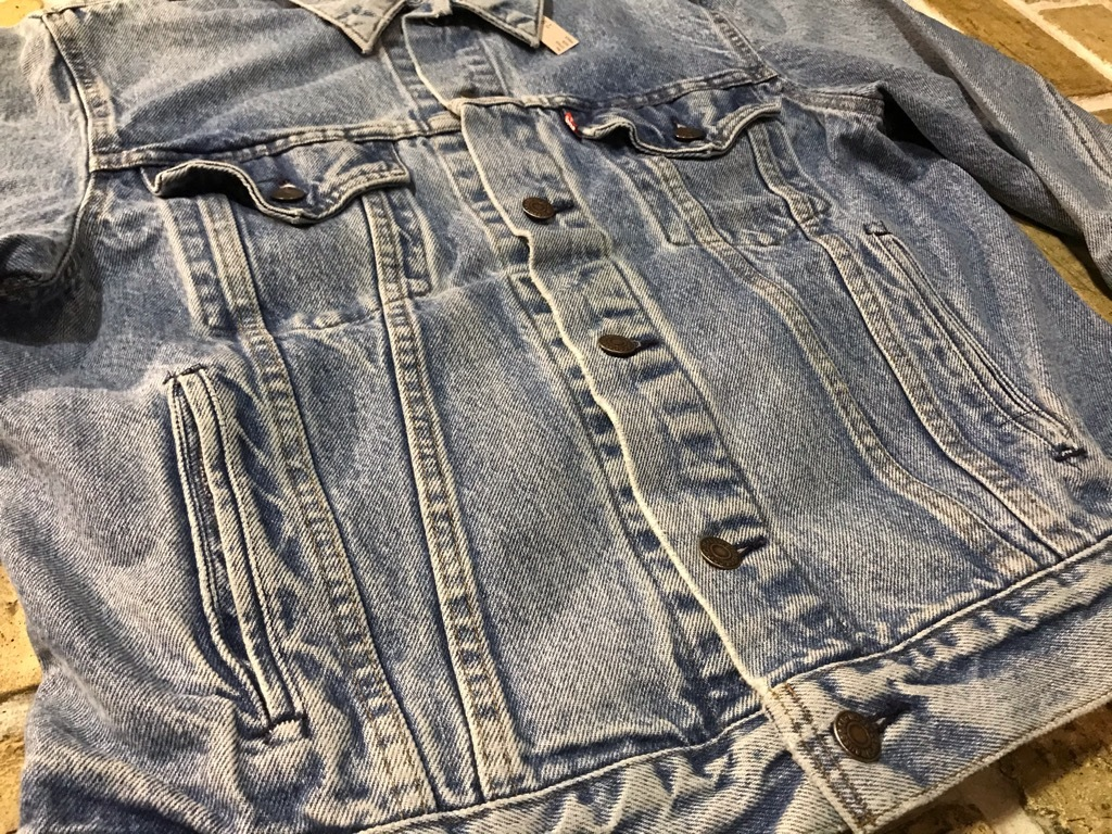 マグネッツ神戸店 これから古着を始める方におススメなデニムジャケット!_c0078587_15220460.jpg