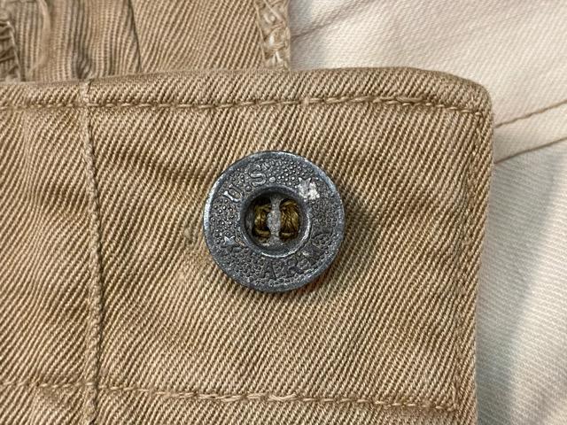 3月18日(水)マグネッツ大阪店ヴィンテージボトムス入荷!! #5 1940\'~50\'s ArmyChino M-41,43,45.52編 MetalButton & DoubleStitch!!_c0078587_17394987.jpg