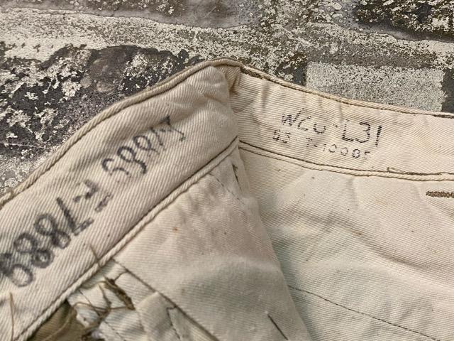 3月18日(水)マグネッツ大阪店ヴィンテージボトムス入荷!! #5 1940\'~50\'s ArmyChino M-41,43,45.52編 MetalButton & DoubleStitch!!_c0078587_2004414.jpg