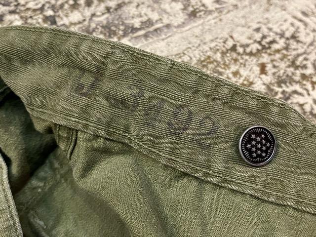 3月18日(水)マグネッツ大阪店ヴィンテージボトムス入荷!! #6 1940\' U.S.Army M-1943 HBT SideCargo編!!_c0078587_23145134.jpg