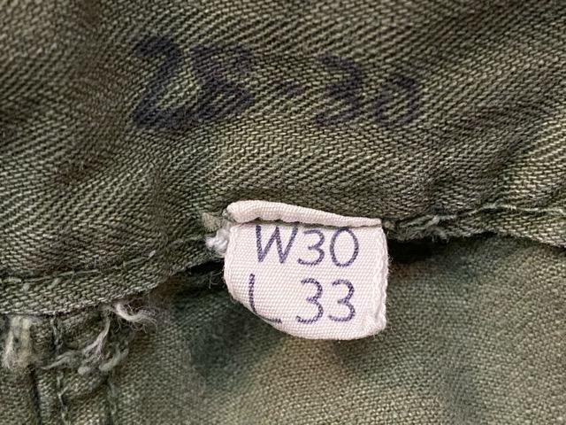 3月18日(水)マグネッツ大阪店ヴィンテージボトムス入荷!! #6 1940\' U.S.Army M-1943 HBT SideCargo編!!_c0078587_23155051.jpg