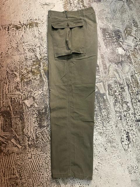 3月18日(水)マグネッツ大阪店ヴィンテージボトムス入荷!! #6 1940\' U.S.Army M-1943 HBT SideCargo編!!_c0078587_2320153.jpg