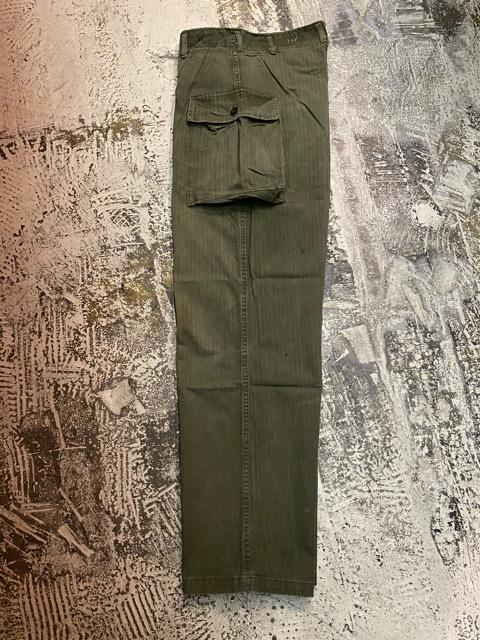 3月18日(水)マグネッツ大阪店ヴィンテージボトムス入荷!! #6 1940\' U.S.Army M-1943 HBT SideCargo編!!_c0078587_2328360.jpg