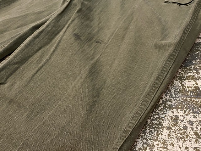 3月18日(水)マグネッツ大阪店ヴィンテージボトムス入荷!! #6 1940\' U.S.Army M-1943 HBT SideCargo編!!_c0078587_23342647.jpg
