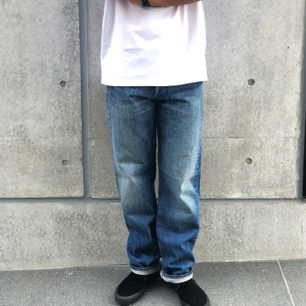 【DELIVERY】 STANDARD CALIFORNIA - 5-Pocket Denim Vintage Wash_a0076701_17054982.jpg