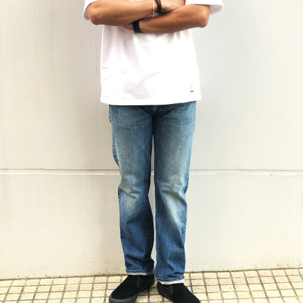 【DELIVERY】 STANDARD CALIFORNIA - 5-Pocket Denim Vintage Wash_a0076701_17055752.jpg