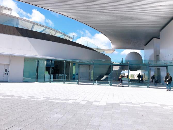 待ちに待った四国水族館もオープン延期。_e0319202_14415674.jpg