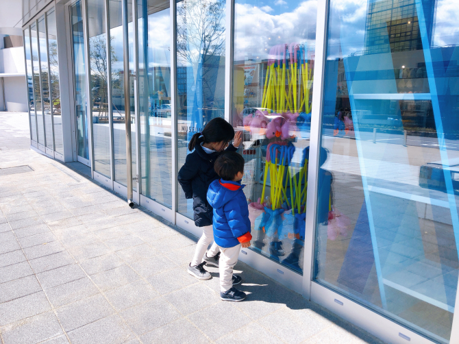 待ちに待った四国水族館もオープン延期。_e0319202_14420427.jpg