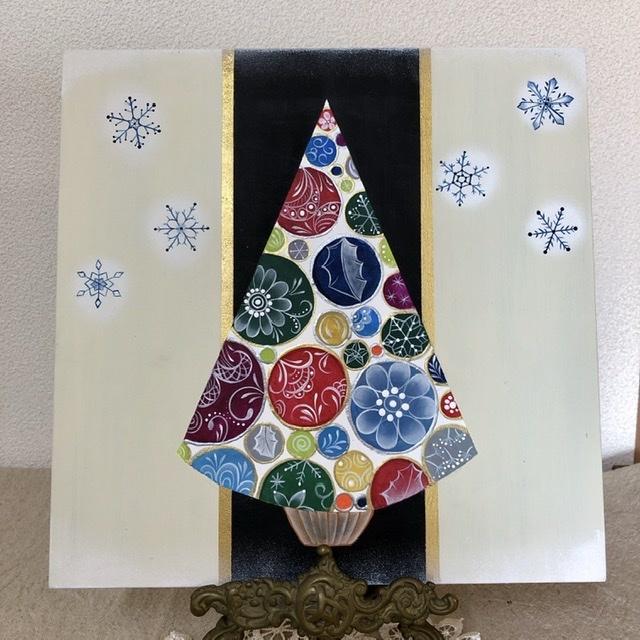 パネル  (クリスマスツリー)_e0245805_23361758.jpeg