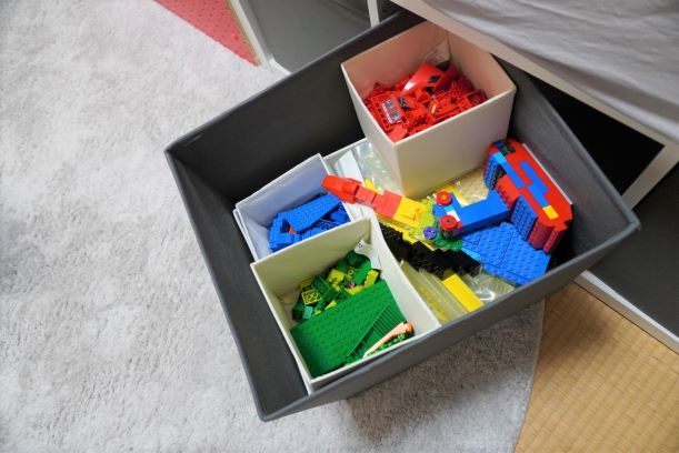 【IKEA】子供部屋のお片づけに活躍の収納用品_e0408608_11264205.jpg